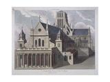 St Paul's Cathedral, London, C17th Century Giclee Print by John Chapman