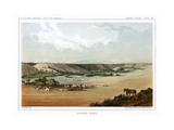 Cheyenne River, USA, 1856 Giclee Print by John Mix Stanley