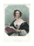 Countess Cowper, C1865-1890 Giclee Print by John Hayter
