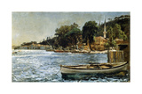 View of Bebek Near Constantinople, 1872 Giclee Print by Jan Matejko