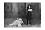 The Duke of Monmouth Pleads for His Life, 1685 Giclee Print by John Pettie