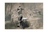 Arrest of Lord Hastings, C1856-1859 Giclee Print by John Gilbert