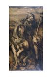 A Standard Bearer, 1886 Giclee Print by John Gilbert