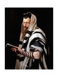 Rabbi, 1892 Giclee Print by Jan Styka
