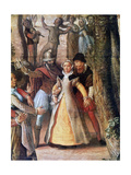 Country Celebration, 1563 Giclee Print by Joachim Beuckelaer