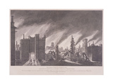 Ludgate, the Great Fire of London, 1811 Giclee Print by John Stow