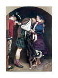 The Order of Release, 1746, 1852-1853 Giclee Print by John Everett Millais