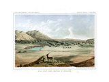 Milk River, Near Junction of Missouri, 1856 Giclee Print by John Mix Stanley