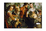 At the Market, 1564 Giclee Print by Joachim Beuckelaer