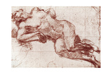 A Study of a Nude, 1913 Giclee Print by John Everett Millais