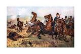 Battle of Balaclava, October 1854 Giclee Print by John Charlton