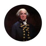Admiral Richard, Earl of Howe, 1794 Giclee Print by John Singleton Copley