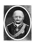 Gebhard Leberecht Von Blucher, Prussian General, 1814 Giclee Print by John Kay