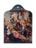 The Descent from the Cross, C1520 Giclee Print by Jan Gossaert