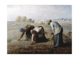 The Gleaners, 1857 Giclee Print by Jean Francois Millet