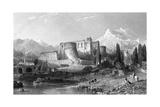 Pergamos, 19th Century Giclee Print by John Cousen