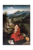 The Rest on the Flight into Egypt, (Detail), C1500-1524 Giclee Print by Joachim Patinir