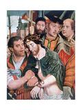 Ecce Homo, 1520 Giclee Print by Jan Mostaert