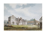 Dartford Priory, Kent, 1783 Giclee Print by John Carter
