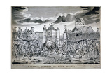 A Sudden Surprize to the City Militia, 1774 Giclee Print by John Nixon