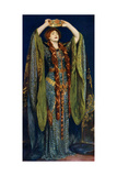 Miss Ellen Terry as Lady Macbeth, 1906 Giclee Print by John Singer Sargent