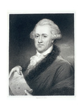 Sir William Herschel, Astronomer, 1790S Giclee Print by John Russell