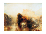Queen Mab's Cave, 1846 Impression giclée par Joseph Mallord William Turner