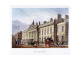 East India House, London, 1836 Giclee Print by Joseph Constantine Stadler