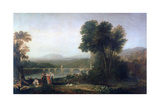 Apullia in Search of Appullus, C1814 Giclee Print by Joseph Mallord William Turner