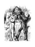 Humpty Dumpty, 1878 Giclee Print by John Tenniel