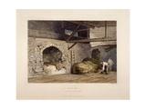 Trinity Square, London, 1851 Giclee Print by John Wykeham Archer