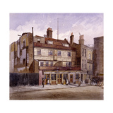 Old George Inn, Trinity Square, London, 1883 Giclee Print by John Crowther