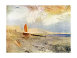 Hastings, 19th Century Giclee Print by Joseph Mallord William Turner