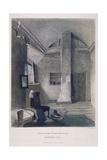Coach and Horses Inn, Bartholomew Close, London, 1851 Giclee Print by John Wykeham Archer