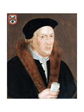 Sir Thomas Exmewe, Lord Mayor 1517, C1550 Giclee Print by John Bettes