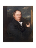 Richard Trevithick, English Engineer and Inventor, 1816 Giclee Print by John Linnell