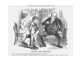 Physic for Fenians, 1866 Giclee Print by John Tenniel
