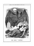 The Irish Vampire, 1885 Giclee Print by John Tenniel