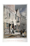 View of the East Gate Remains of the Abbey of St Saviour, Bermondsey, London, 1851 Giclee Print by John Wykeham Archer