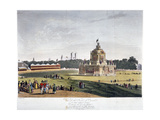 Green Park, Westminster, London, 1814 Giclee Print by Joseph Constantine Stadler