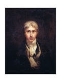 Self-Portrait of Jmw Turner, 1799 Giclee Print by Joseph Mallord William Turner