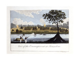 View of the Encampment at Jerusalam, 1813 Giclee Print by John Gabriel Stedman