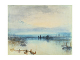 Constance, 1842 Giclee Print by Joseph Mallord William Turner