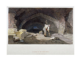 Interior of the Fleet Ditch at the Back of Field Lane, City of London, 1851 Giclee Print by John Wykeham Archer