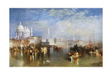 Venice, 1840 Giclee Print by Joseph Mallord William Turner