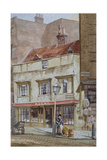 No 1 Tothill Street, Westminster, London, C1880 Giclee Print by John Crowther