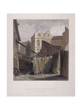 Fleet River, London, 1851 Giclee Print by John Wykeham Archer