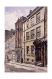 Painter-Stainers' Hall, Little Trinity Lane, London, 1888 Giclee Print by John Crowther