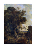 On the Skirts of the Forest, C1788-1821 Giclee Print by John Crome