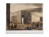 Interior View of St Luke's Hospital, Old Street, Finsbury, London, 1809 Giclee Print by Joseph Constantine Stadler